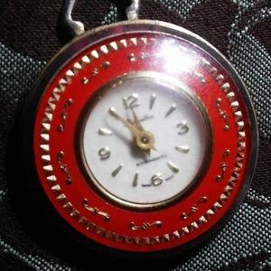 Antique Pocket Watch Pendant